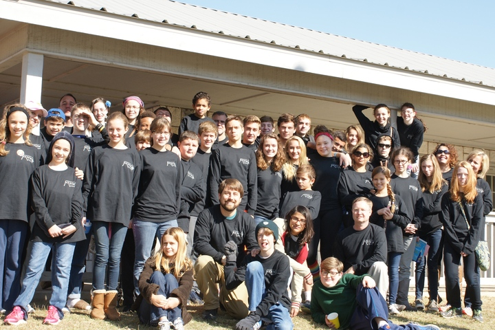 Conspire Retreat T-Shirt Photo
