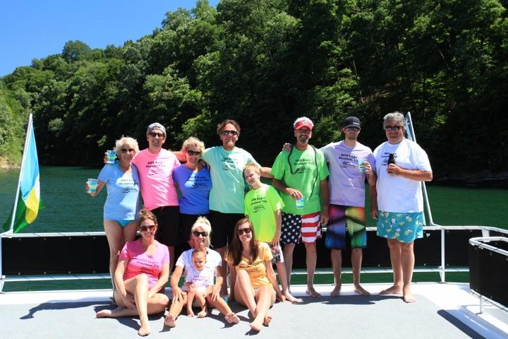 The Boat Crew! T-Shirt Photo