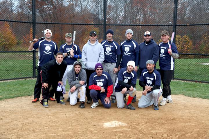 The Wolves Softball Team T-Shirt Photo