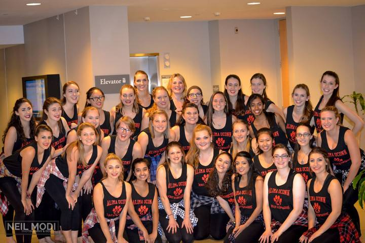 Alima U Conn Fall Dance Showcase T-Shirt Photo