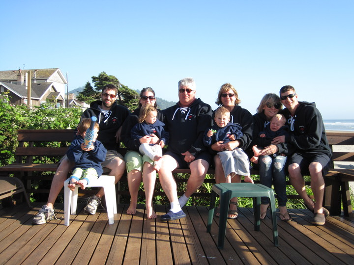 Fun At The Beach T-Shirt Photo