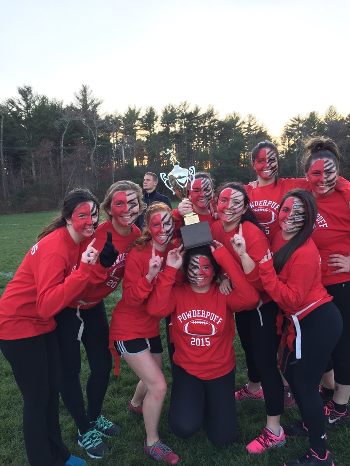 Seniors Win Powderpuff T-Shirt Photo