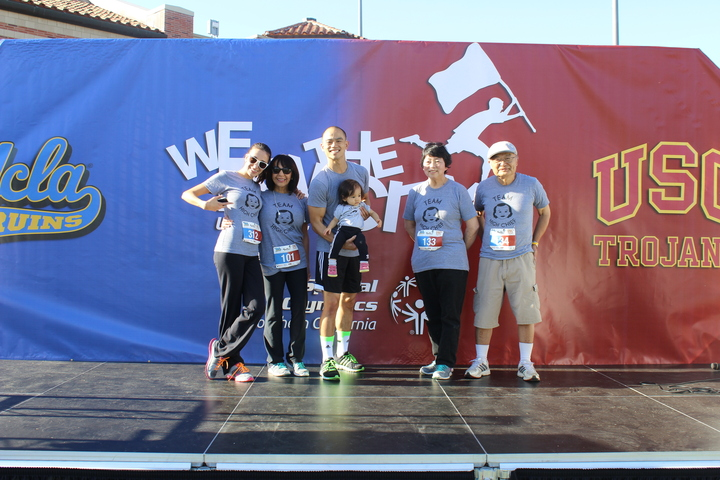 Special Olympics 5k Run T-Shirt Photo