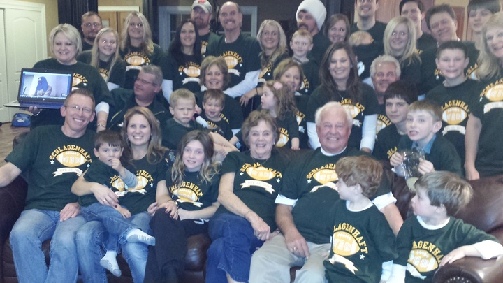 80th Birthday Party For Cy! T-Shirt Photo