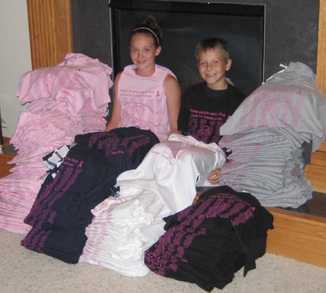 The Attack Of 271 T Shirts! T-Shirt Photo
