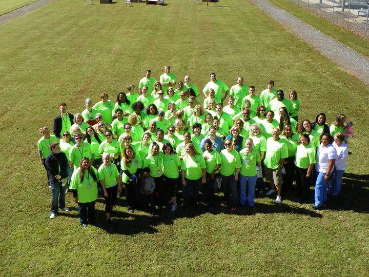 Employee Appreciation Week 2014 T-Shirt Photo