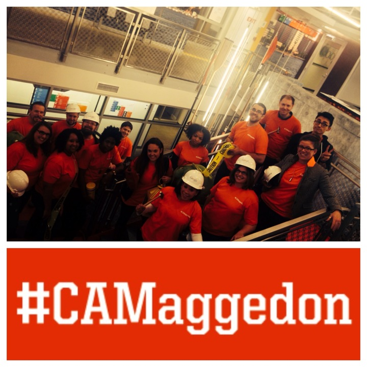 Ca Maggedon T-Shirt Photo