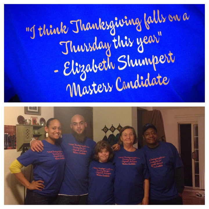 Thanksgiving On Thursday? T-Shirt Photo