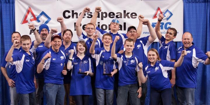 Frc Team 5106  T-Shirt Photo