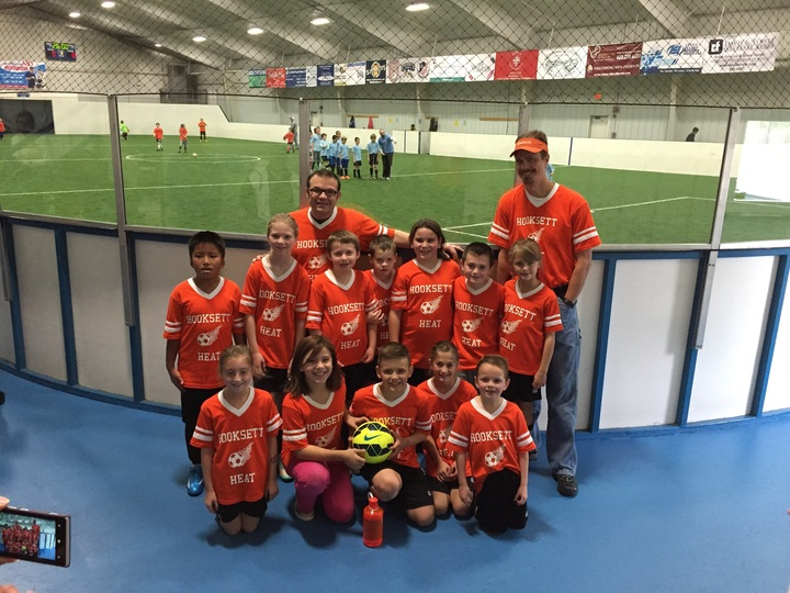 Hooksett Heat Soccer T-Shirt Photo