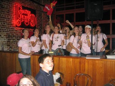 Senior Bar Run 05 T-Shirt Photo