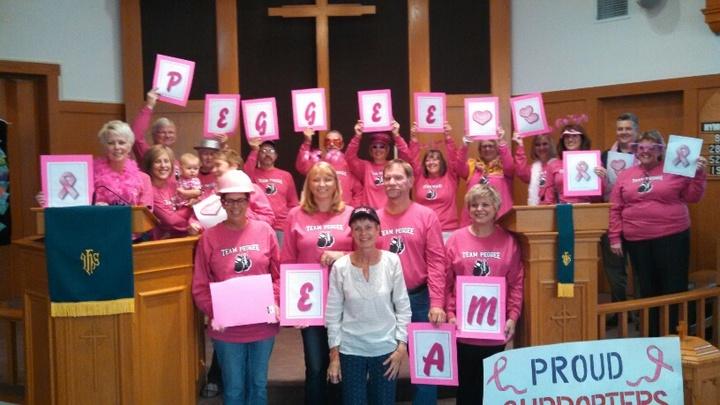 Team Peggee T-Shirt Photo