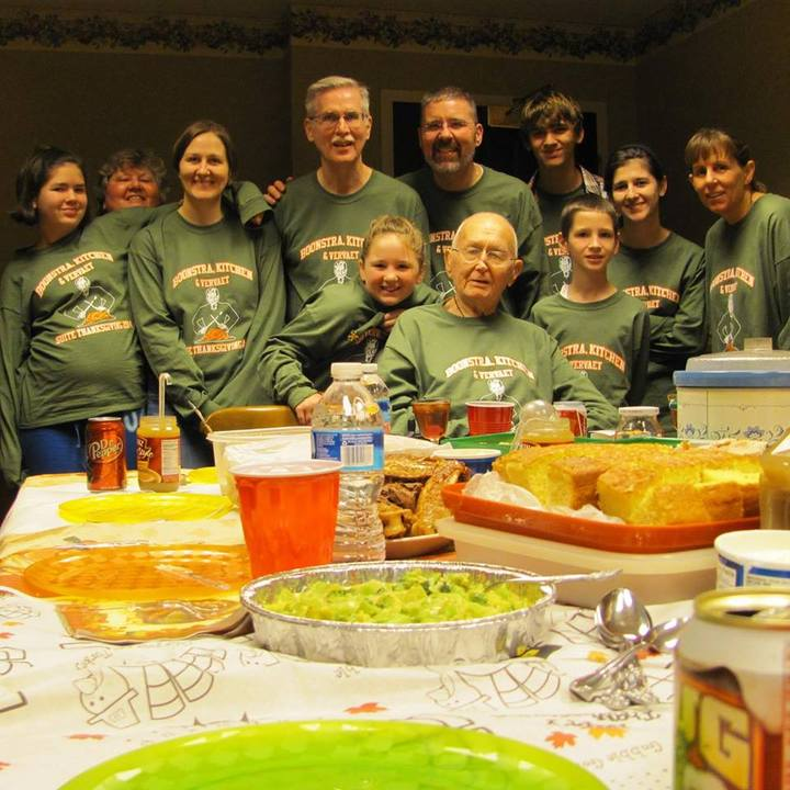 Boonstra Kitchen Vervaet Suite Thanks Giving T-Shirt Photo