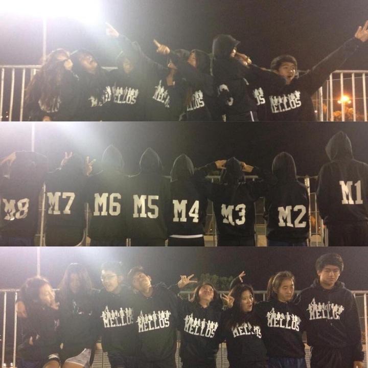 The Mello Gang  T-Shirt Photo
