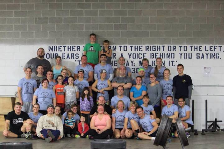 8th Annual Blow Your Turkey Wod T-Shirt Photo