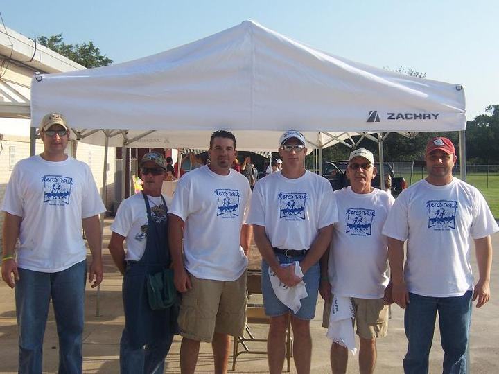 Heros Walk For Histio T-Shirt Photo