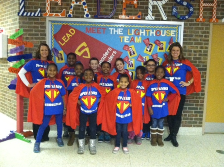 It's A Bird, It's A Plane, It's Super Leaders! T-Shirt Photo