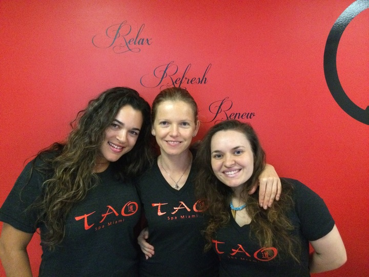 Tao Spa Miami T-Shirt Photo