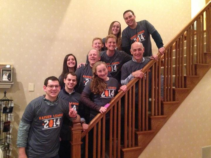 "League Meeting 2014 (Aka ""Thanksgiving"") T-Shirt Photo"