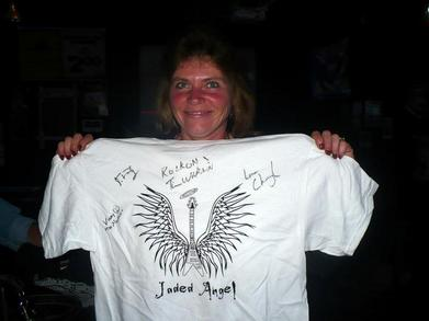We'll Even Autograph Them For Our Fans! T-Shirt Photo