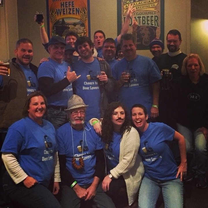 Beer Fest Crew T-Shirt Photo
