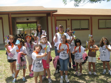 Del Rio Day Camp T-Shirt Photo