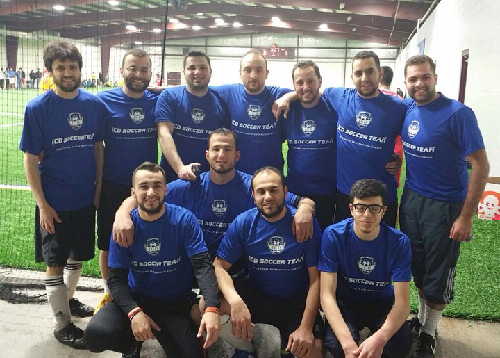 Icd Soccer Team  T-Shirt Photo
