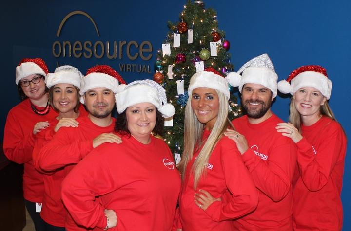 One Source Virtual Customer Success Team T-Shirt Photo