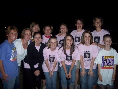 Julie's Jewels   Relay For Life T-Shirt Photo