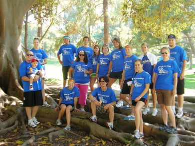 The Step On The Gas Walkers For Crohn's Disease T-Shirt Photo