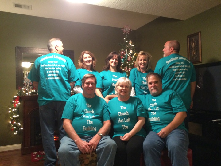 Lifegroup Is About Serving Each Other T-Shirt Photo