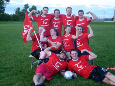 The Gunshow!   2008 Hustlers F.C. T-Shirt Photo