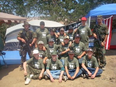 Boot Camp '08 T-Shirt Photo