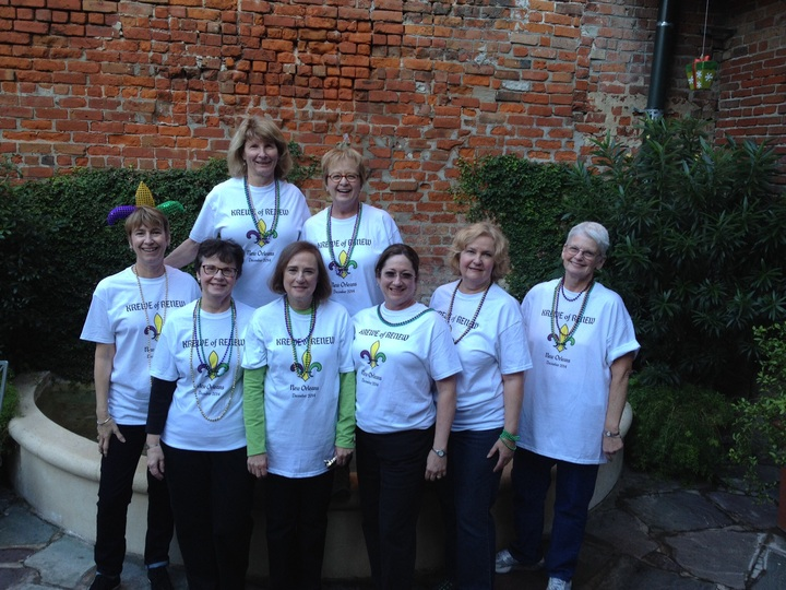 Krewe Of Renew Rocks In New Orleans! T-Shirt Photo