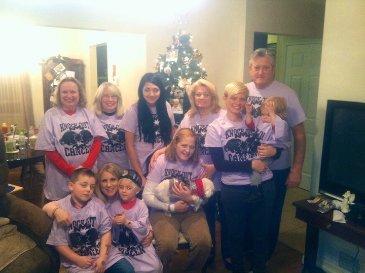 Support Cheryl! T-Shirt Photo