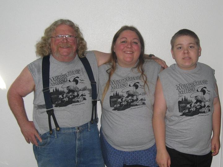 Northern Ca Coast T-Shirt Photo