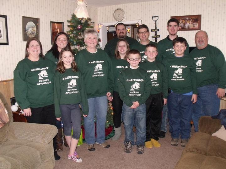 Everyone Got The Same Gift For Christmas 2014 T-Shirt Photo