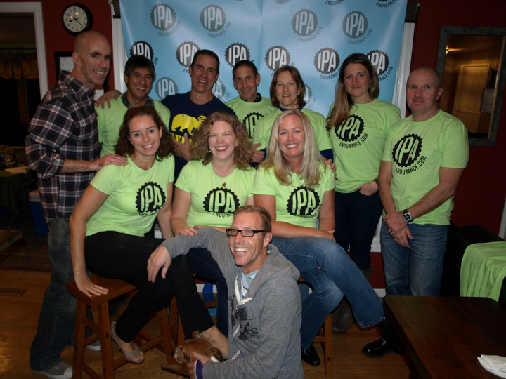 Ipa Endurance Signing Party T-Shirt Photo