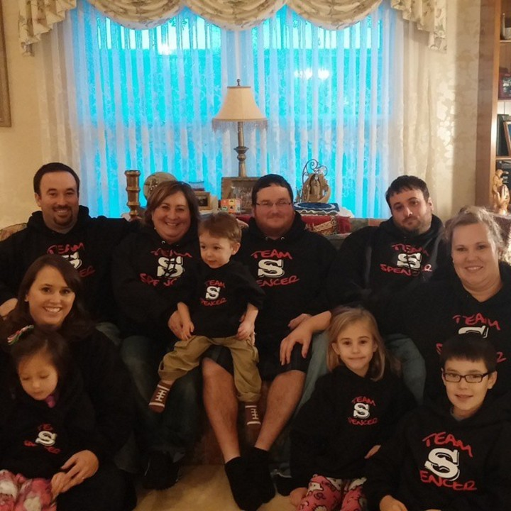 Team Spencer T-Shirt Photo