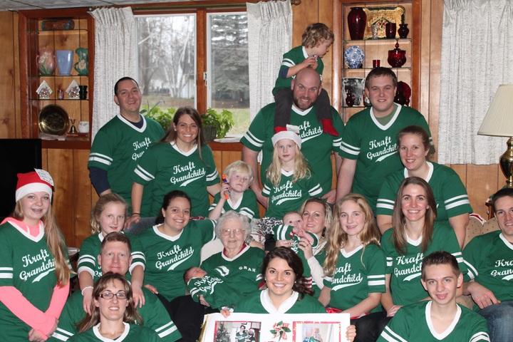Kraft Cousins! T-Shirt Photo