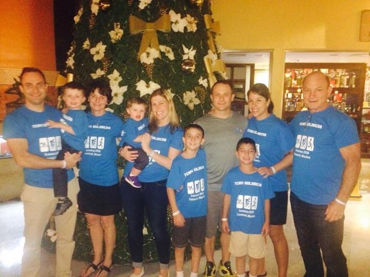 Goldberg Support Team T-Shirt Photo