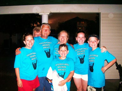 Taylor Reunion T-Shirt Photo