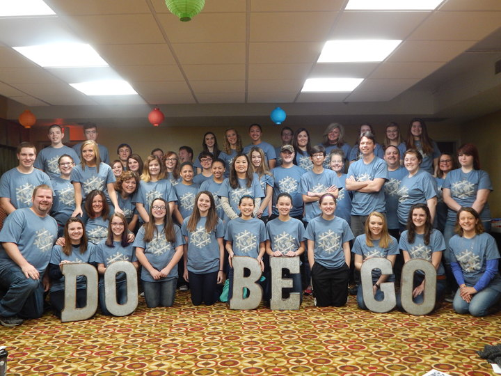 Snowball Retreat 2015 T-Shirt Photo