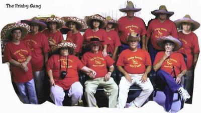 The Frisby Family Reunion T-Shirt Photo