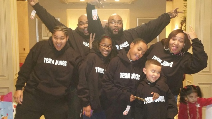 Jones Family Silly Times T-Shirt Photo