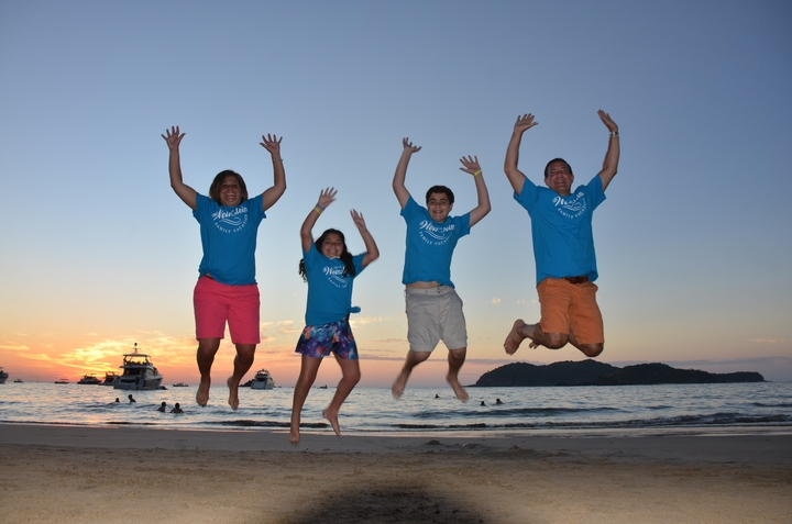 Hooray For Family Vacations! T-Shirt Photo