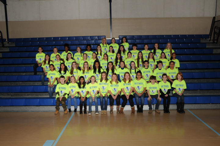 Bethel Swarm T-Shirt Photo