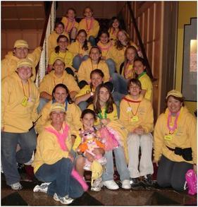 Avon Walk Boston Youth Crew T-Shirt Photo