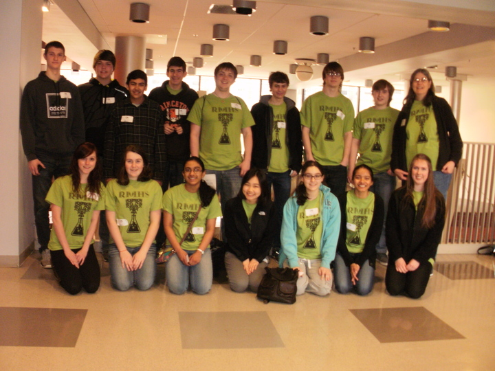 Mass State Science Olympiad T-Shirt Photo