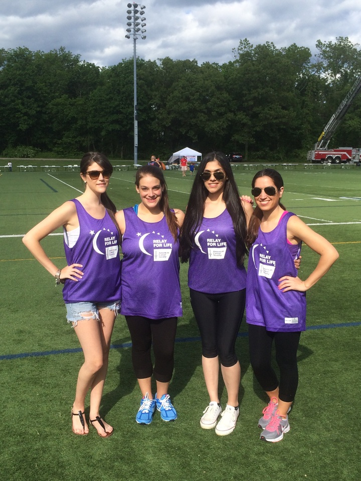 Relay For Life Of Greenwich T-Shirt Photo